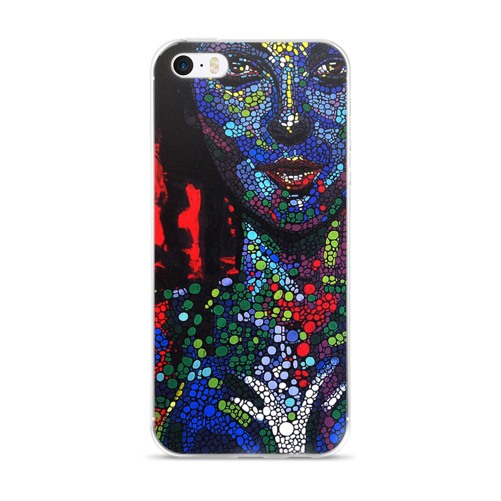 Woman iPhone 5 5s Se Case Design efc565a351