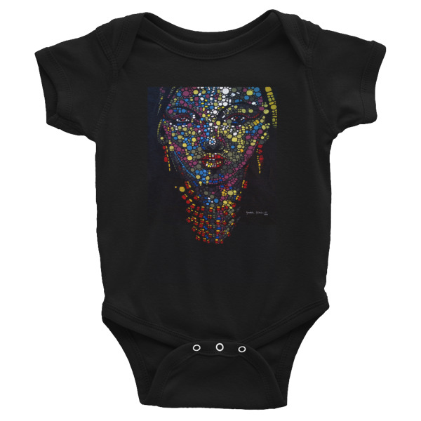 Afriq Art Infant Bodysuit - My Beyond Art